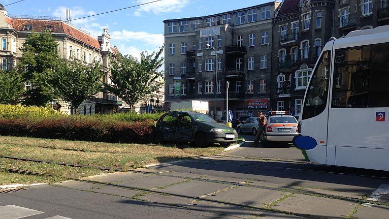 Utrudnienia dla kierowców. Trzy wypadki w Szczecinie