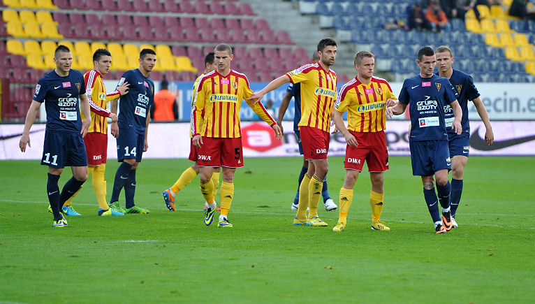 Piłkarze Pogoni mają apetyt na trzecie z rzędu zwycięstwo