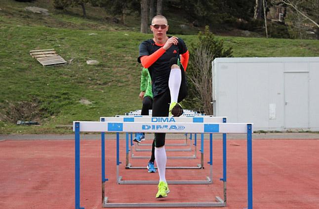 Biegacz z Goleniowa powalczy o medal ME w Zurychu