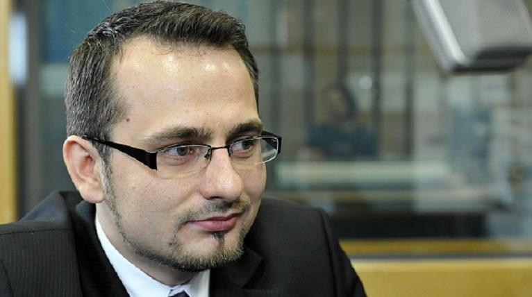 Piotr Słomski powalczy o fotel burmistrza