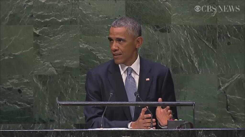 Obama krytykuje działania Rosji na Ukrainie. Ławrow odpowiada [WIDEO]