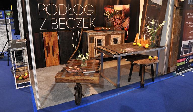 Nowe trendy w aranżacji wnętrz na szczecińskich targach [ZDJĘCIA]