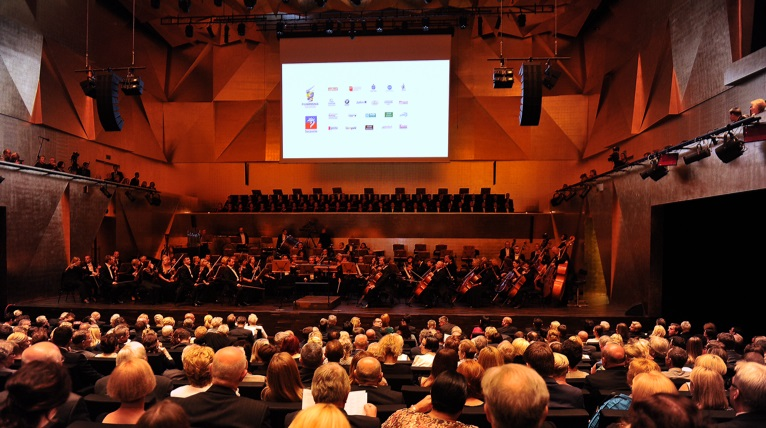 Nowy gmach Filharmonii symbolem przemian ostatniego ćwierćwiecza w Szczecinie