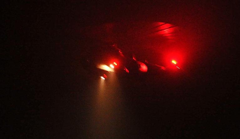Samolot spadł do Zalewu Szczecińskiego? [ZDJĘCIA, WIDEO]
