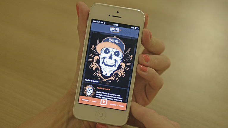 Radia znanego pod nazwą 94,4fm posłuchacie teraz w Internecie lub za pośrednictwem aplikacji na smartfona, czy dzięki cyfrowemu radioodbiornikowi w technologii DAB+. Fot. Piotr Sawiński [Radio Szczecin]