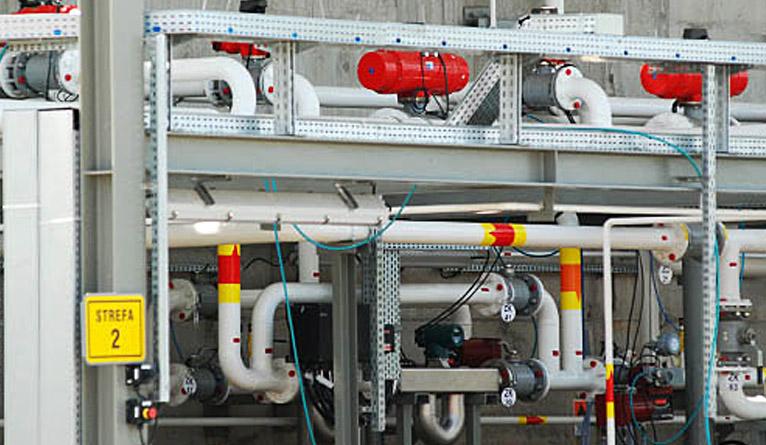 Rozpoczęły się rozmowy w sprawie przesyłania gazu z Norwegii do Polski - poinformował wiceprezes Polskiego Górnictwa Naftowego i Gazownictwa. Fot. Łukasz Szełemej [Radio Szczecin]