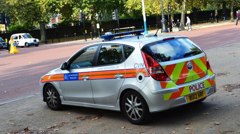 Na ulicach brytyjskiej stolicy jest więcej patroli policji, zwiększono też m.in. kontrole na lotniskach. Fot. Mariusz Niedźwiecki [Radio Szczecin]
