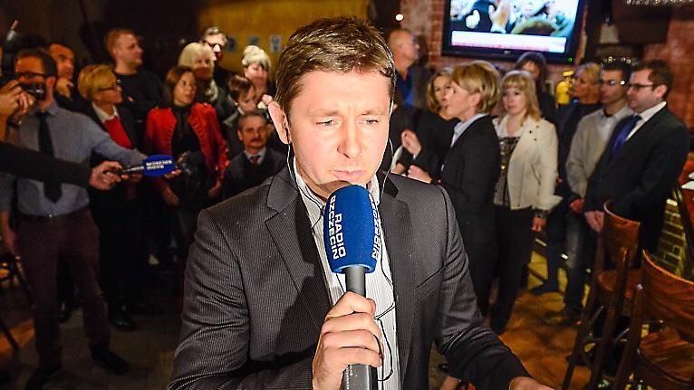 Wieczór wyborczy w Radiu Szczecin [NA ŻYWO, PIERWSZE WYNIKI]