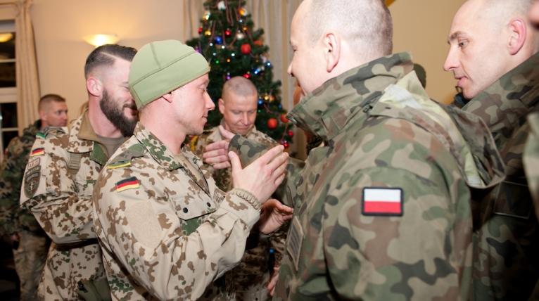 Z Afganistanu do Szczecina. Żołnierze zameldowali się w koszarach [ZDJĘCIA]