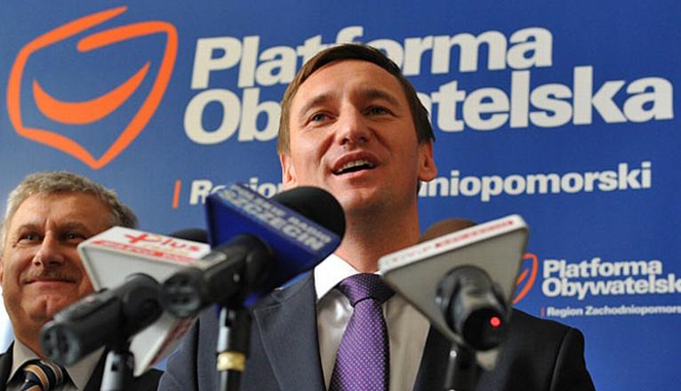 Geblewicz komentuje nominację Nitrasa