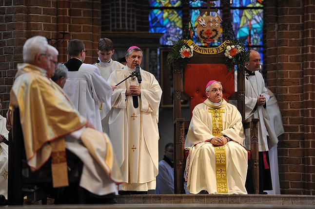 Nuncjusz apostolski wyświęci nowego biskupa w Szczecinie