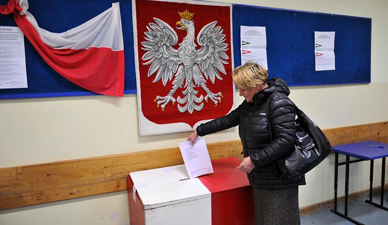 Szczeciński Sąd Okręgowy zdecydował, że w okręgu nr 16 - w Dębnie, głosowanie do rady miasta należy przeprowadzić jeszcze raz. Fot. Łukasz Szełemej [Radio Szczecin]