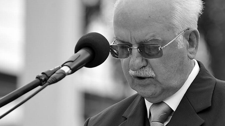 Zmarł Marian Jurczyk, były prezydent Szczecina [WIDEO]
