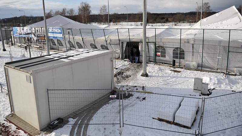 Znamy przyczynę zawalania dachu nad lodowiskiem przy Azoty Arenie