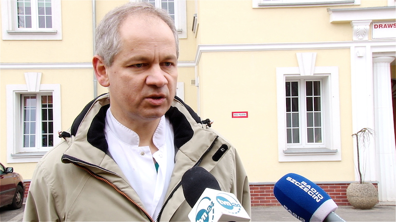 Będzie ewakuacja pacjentów ze szpitala w Drawsku? [NOWE, WIDEO]