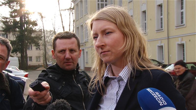 Wstrzymano ewakuację pacjentów w szpitalu w Drawsku Pomorskim [NOWE, WIDEO]