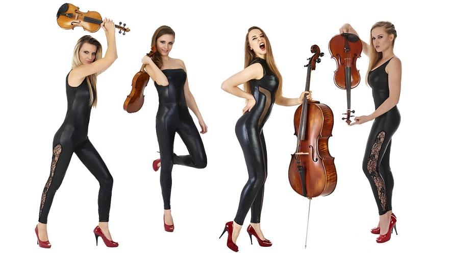 Wyjątkowy kwartet w Radiu Szczecin. W studiu S-1 wystąpi grupa Red Heels