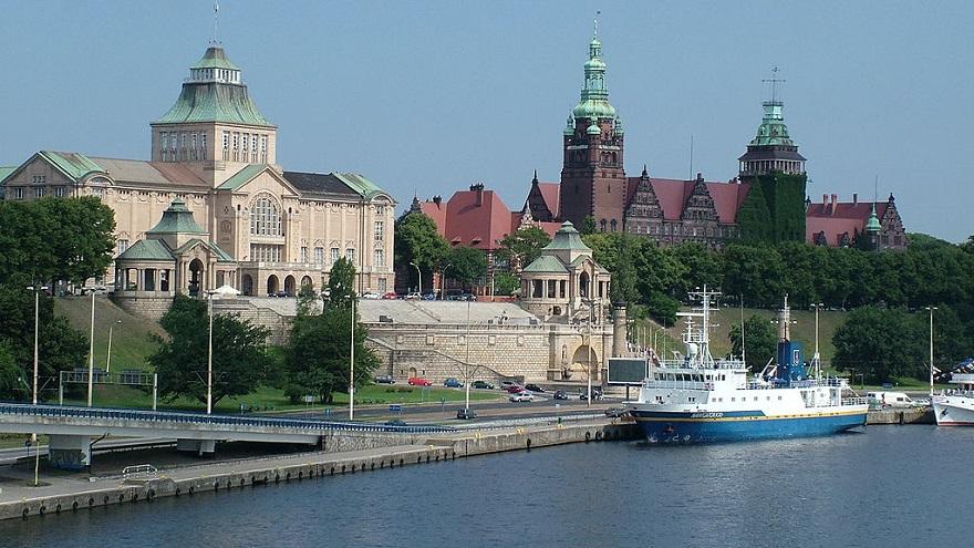 Problemem Szczecina jest brak reprezentacyjnego nabrzeża