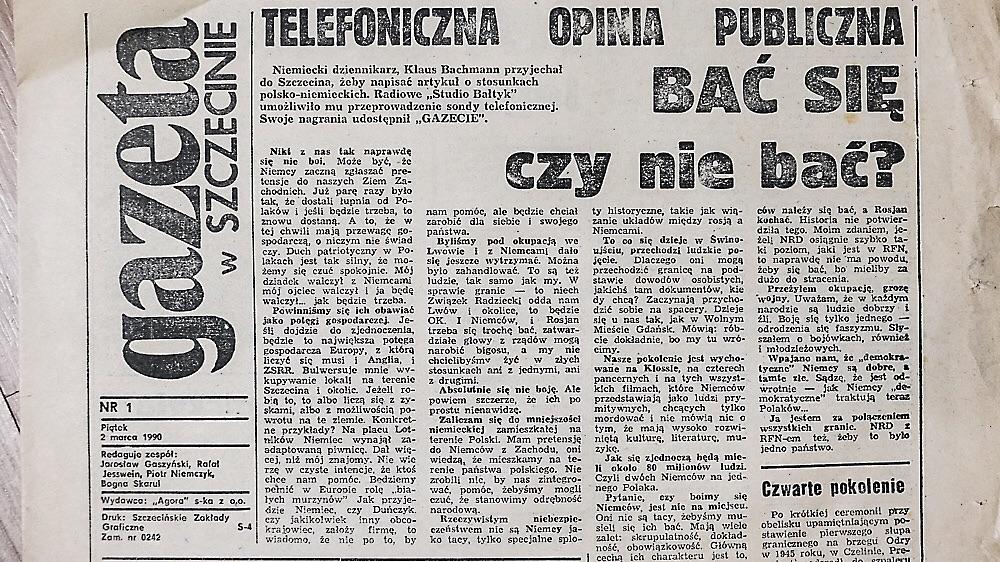 """Ćwierć wieku minęło. Szczecińska """"Gazeta Wyborcza"""" świętuje"""
