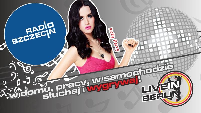 Wiemy kto pojedzie z nami na koncert Katy Perry do Berlina