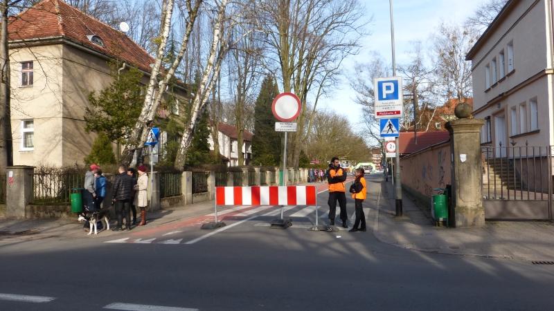 Ulice wokół Jasnych Błoni wyłączone z ruchu
