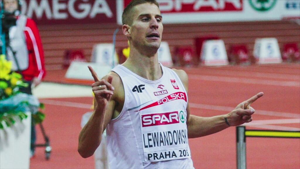 Lewandowski złotym medalistą HME w Pradze! [WIDEO]