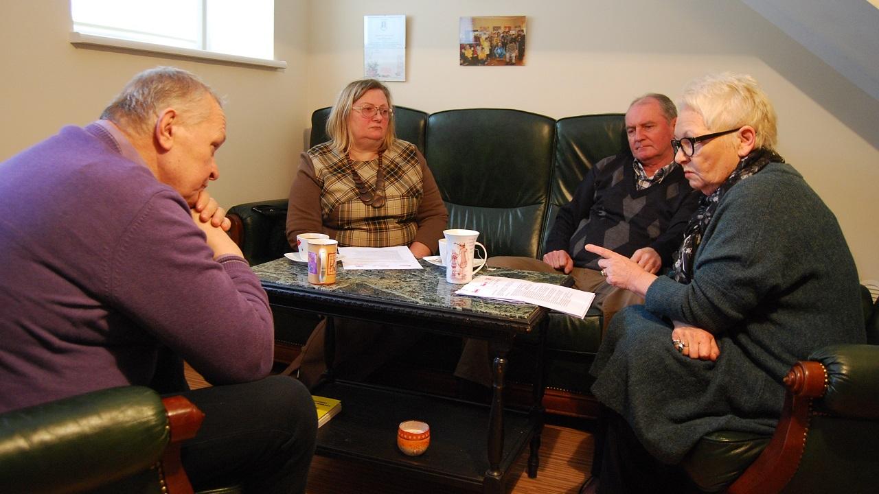 Związkowcy odwiedzili biura zachodniopomorskich parlamentarzystów