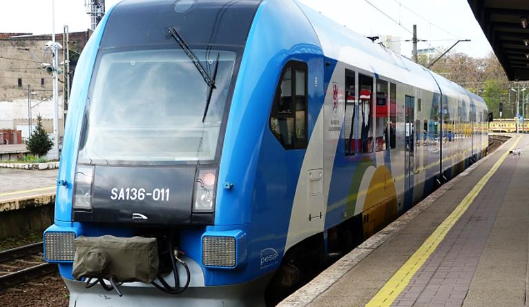 Z końcem remontu Mostu Długiego nie będzie można jeździć pociągiem z biletem ZDiTM
