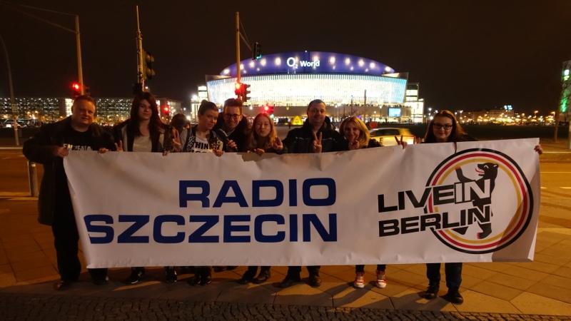 Radio Szczecin Live in Berlin. Nasi słuchacze na koncercie Katy Perry