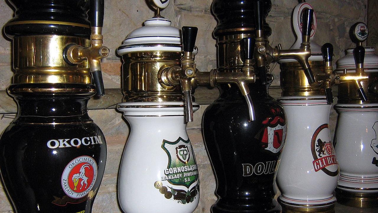 Kolekcjonerzy piwnych akcesoriów zjechali do Szczecina