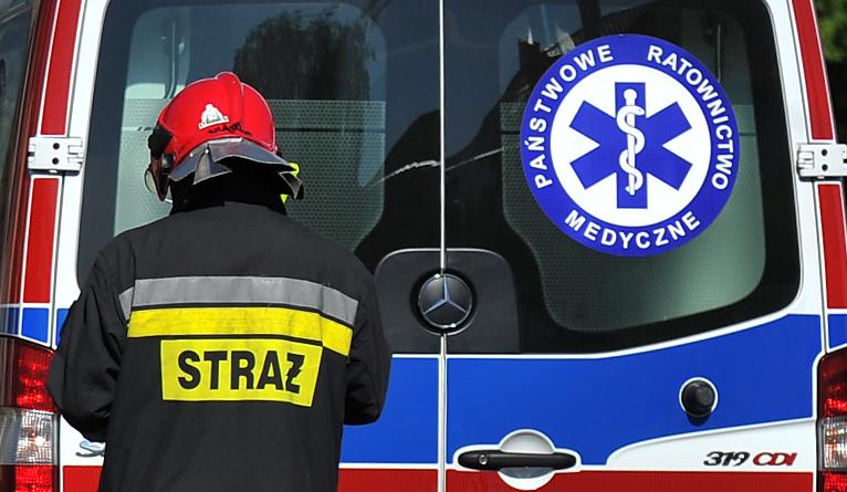 Tragiczny pożar w Przybiernowie pod Goleniowem