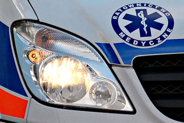 Motocyklista potrącony w Szczecinie. Tworzą się korki