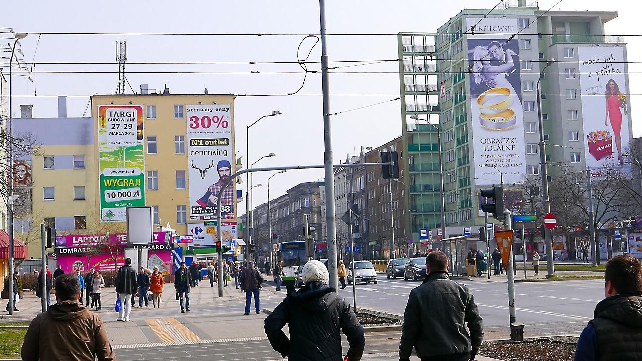 Jest nadzieja na wygranie z reklamowym bałaganem w mieście?