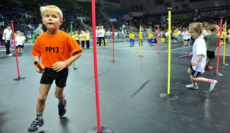 Jak zachęcić dzieci do sportu? Wuefiści szukali recepty