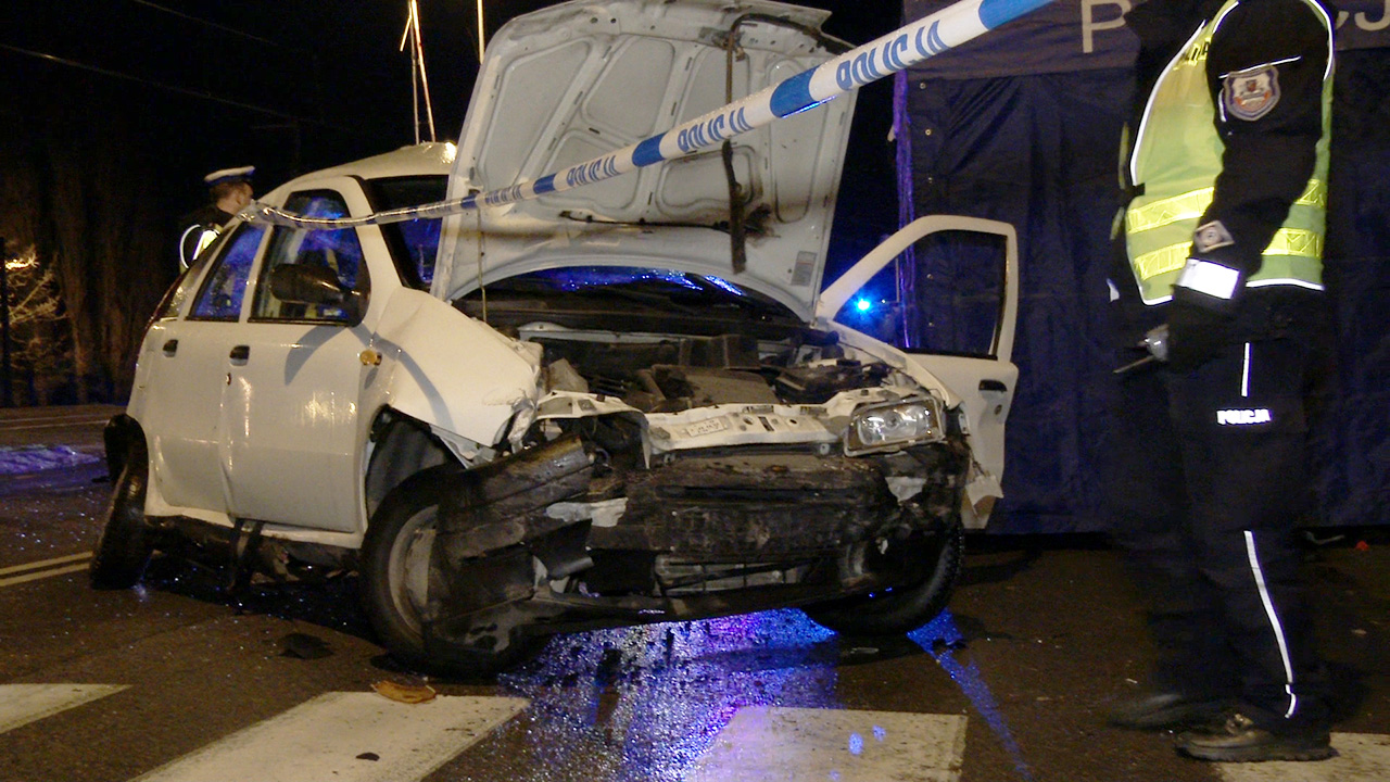 Śmiertelny wypadek w Szczecinie [ZDJĘCIA, WIDEO]