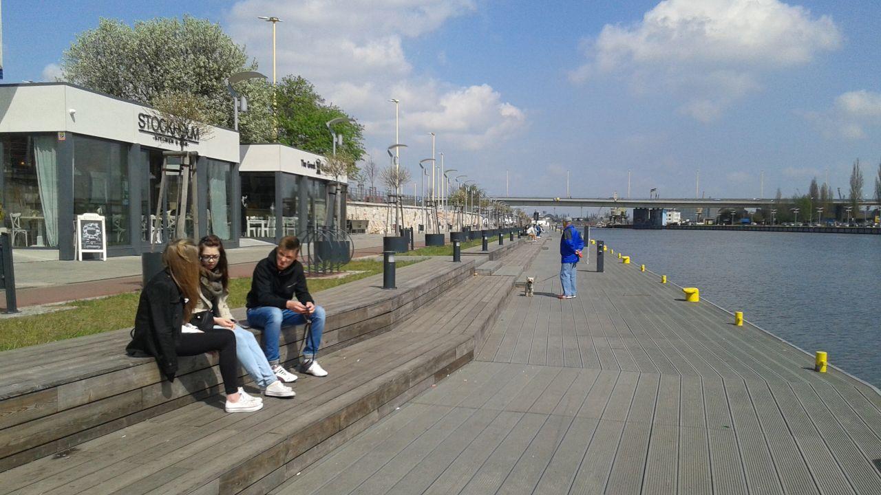 Szczecin: bulwary pod specjalnym nadzorem