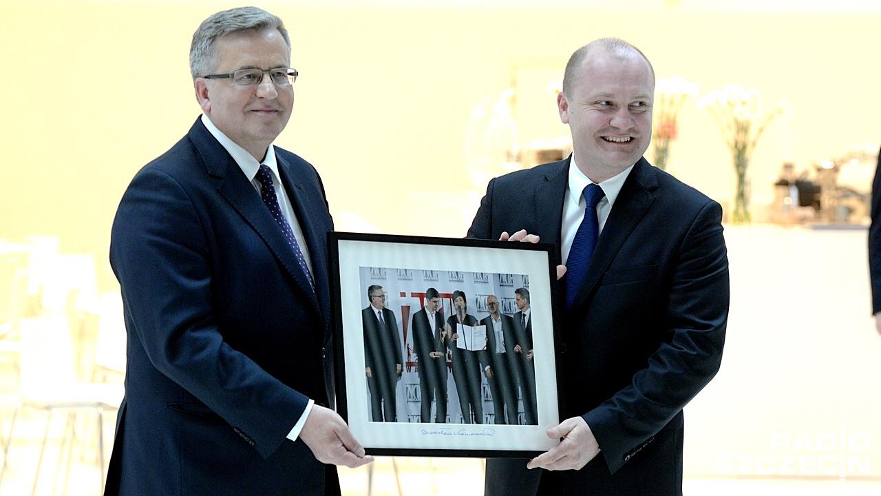 Prezydent RP gratuluje Szczecinowi filharmonii [ZDJĘCIA, WIDEO]