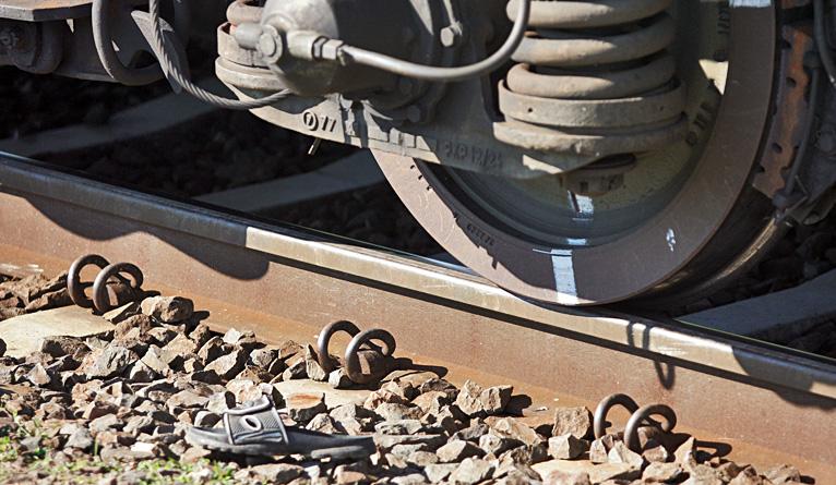 Pociąg towarowy wykoleił się w Gryfinie