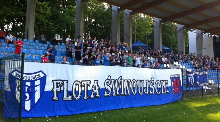 Flota na dnie. Klub ze Świnoujścia znika z piłkarskiej mapy Polski