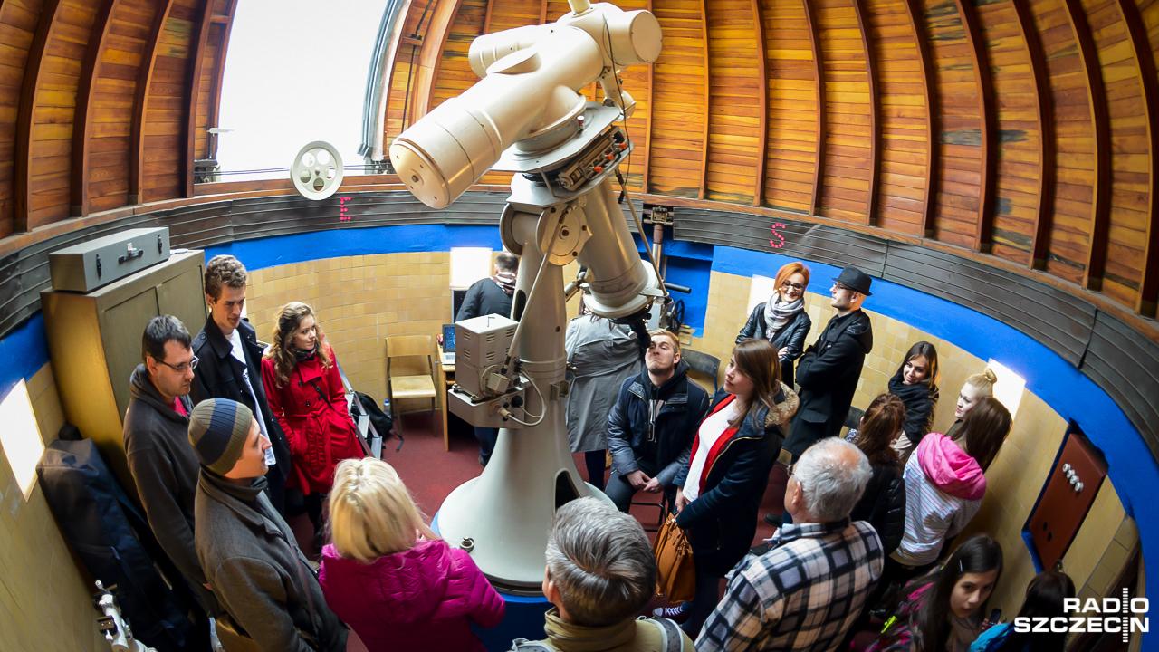 Miłośnicy astronomii sięgną gwiazd [ZDJĘCIA]