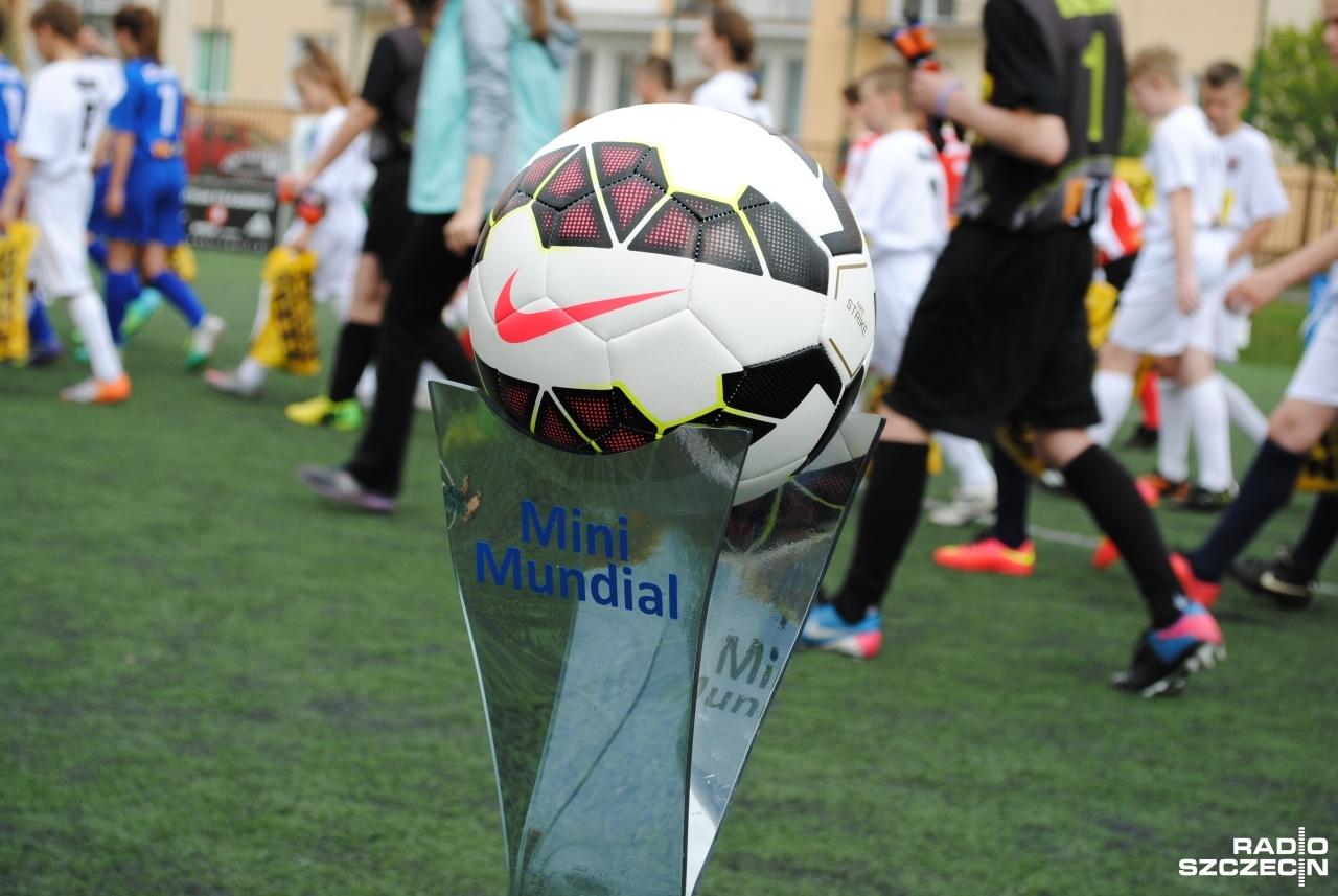 Piłkarskie emocje w Widuchowej, czyli dziecięcy Mini Mundial