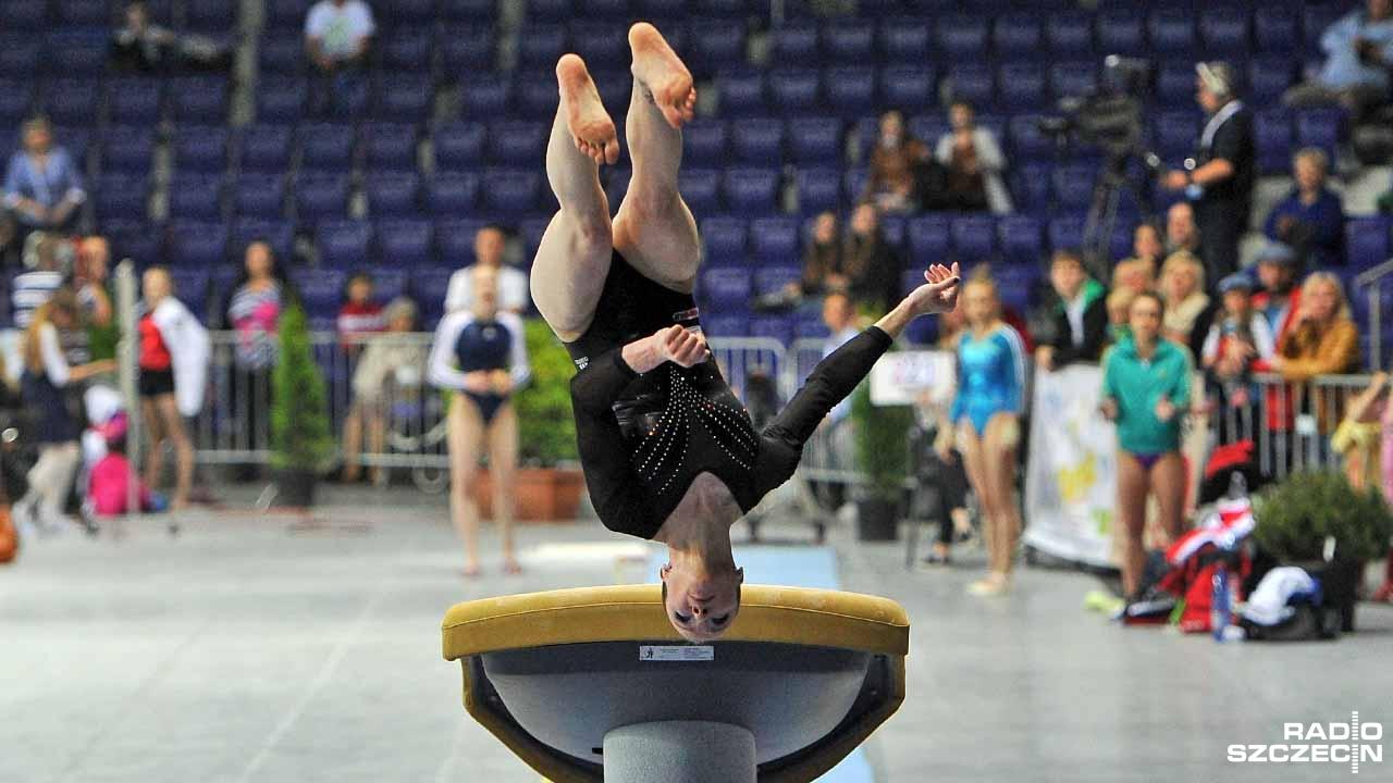 Gimnastycy ze Szczecina z medalami [ZDJĘCIA]