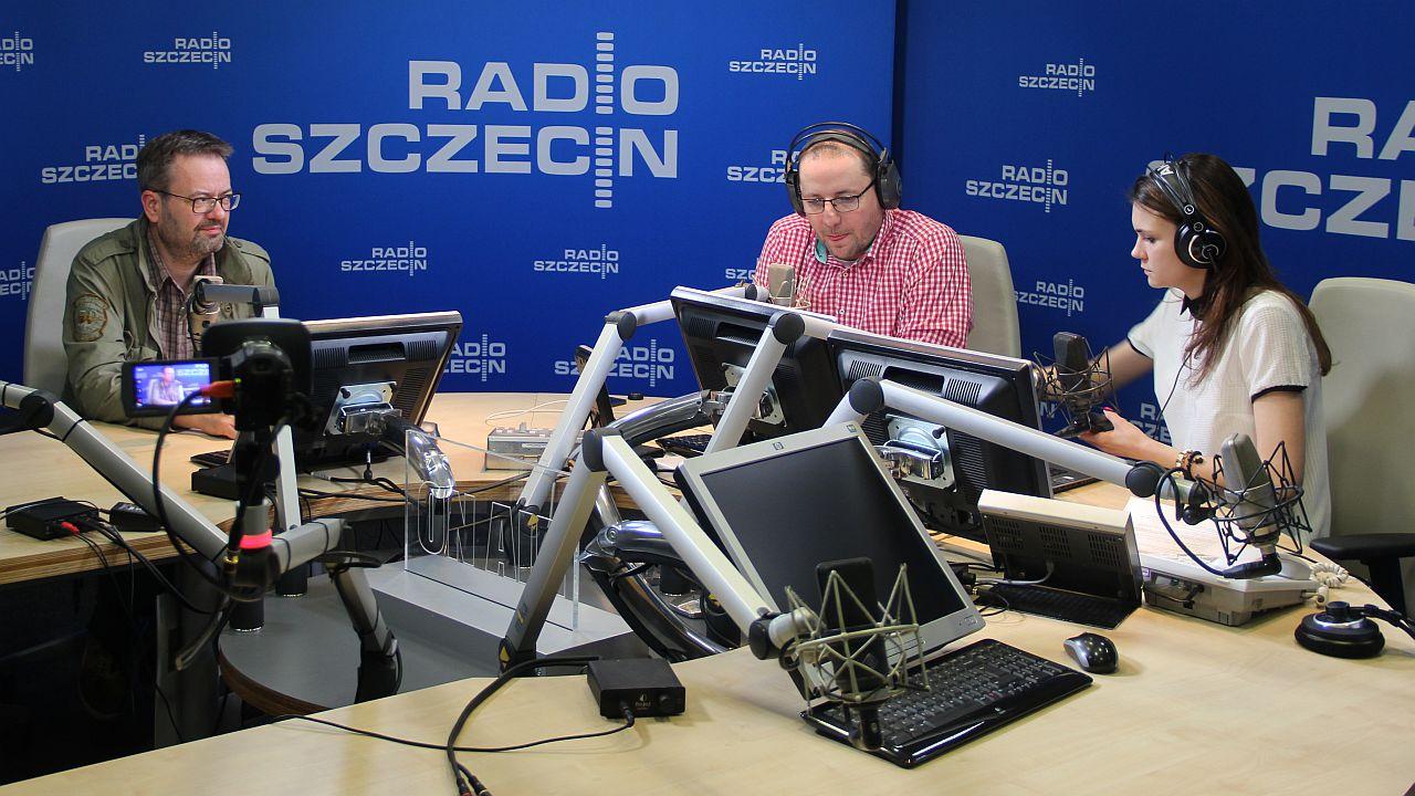 Wieczór wyborczy w Radiu Szczecin [NA ŻYWO]