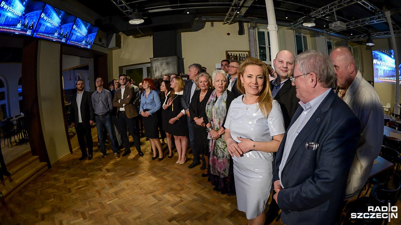 """Litwiński: """"To jest silny sygnał od elektoratu dla PO"""" [ZDJĘCIA, WIDEO]"""