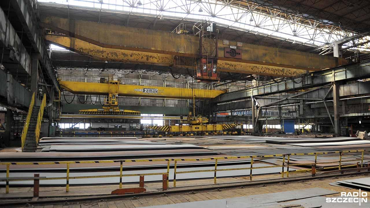 Prezydent Szczecina komentuje zapowiedzi odbudowy przemysłu stoczniowego