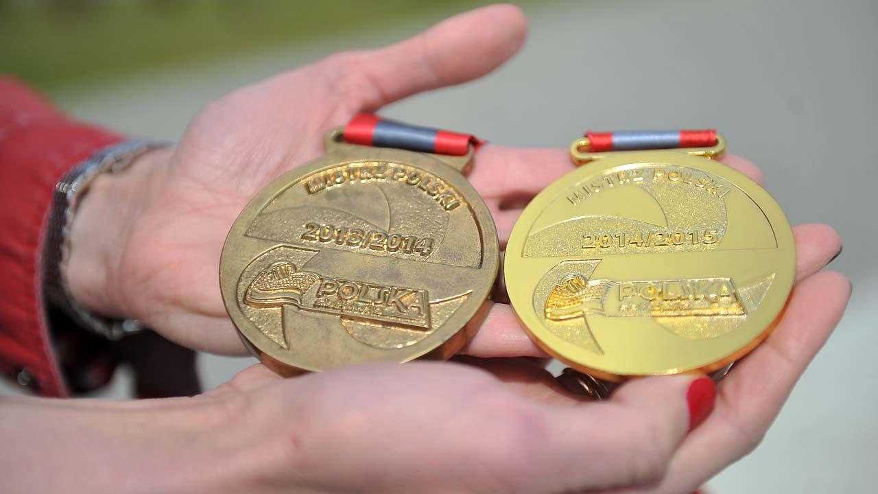 Mistrzowskie medale siatkarek Chemika wyblakły [ZDJĘCIA, WIDEO]