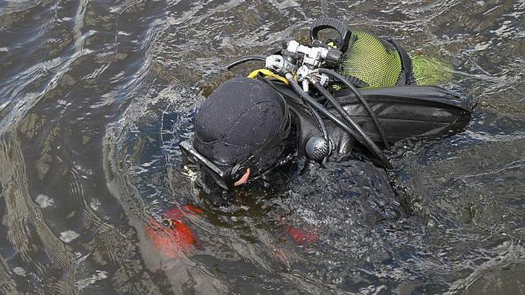 Wydobycie ponad 700 kilogramowej miny przełożone