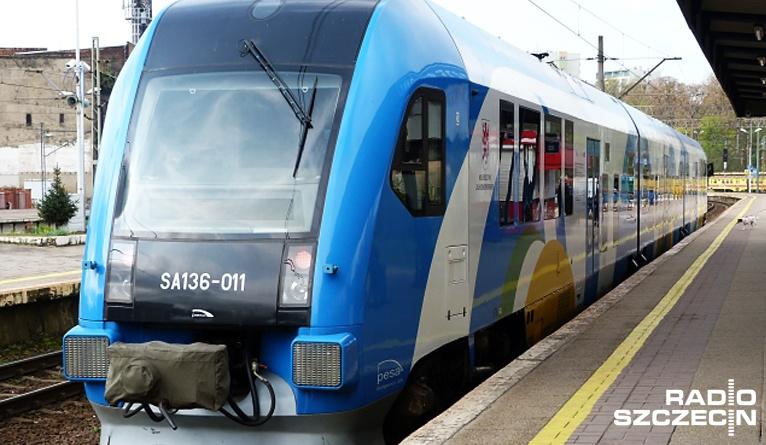 Pociągiem ze Szczecina nad morze w mniej niż godzinę