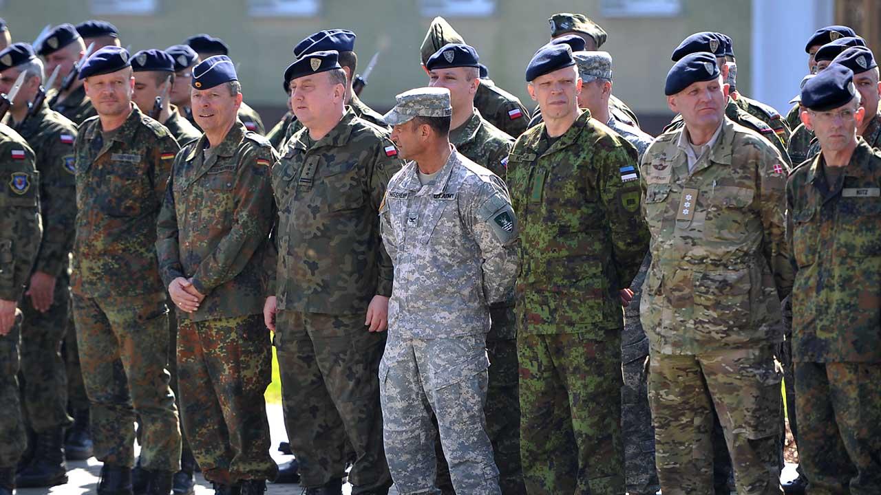 Korpus NATO gotowy na przyjęcie nowych oficerów