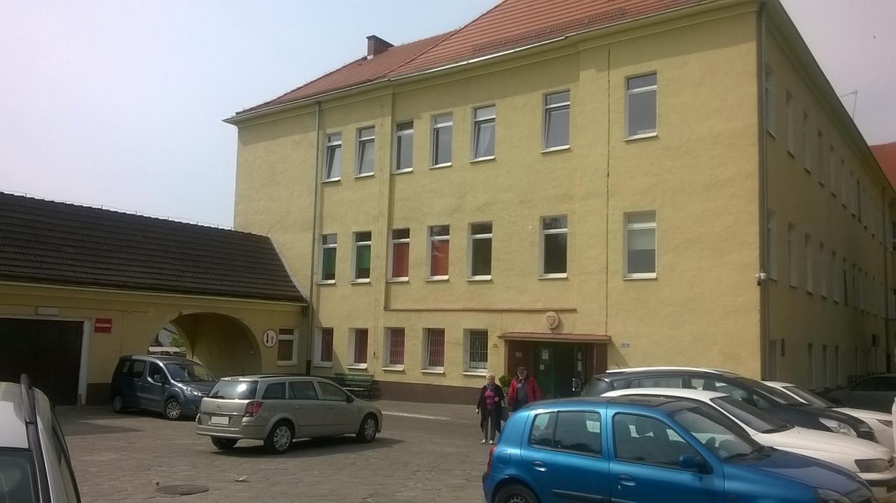 Oddziały goleniowskiego szpitala w remoncie
